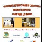 Championnats d'Ile de France Seniors