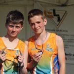Championnats triathlon minimes