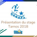 Stage d'athlétisme à Tarnos
