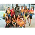 Championnats de seine et marne de triathlon en salle BENJAMIN - MINIME