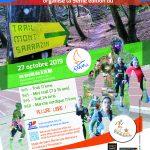 La 9 ème  édition du Trail du mont Sarrazin